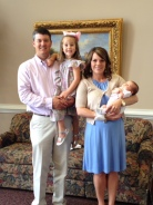 Camp's first Easter
